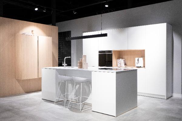 Mandemakers showroomkeuken modern