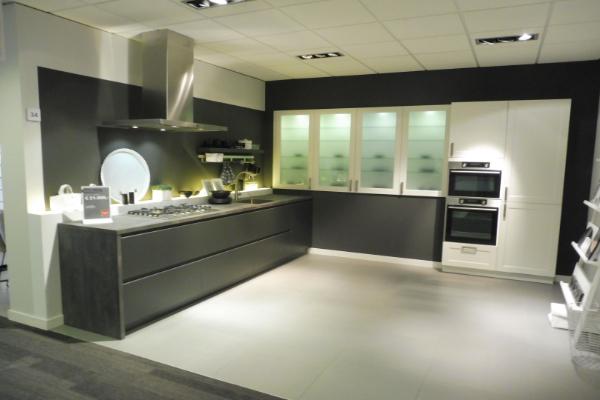 Nieuwenhuis showroomkeuken