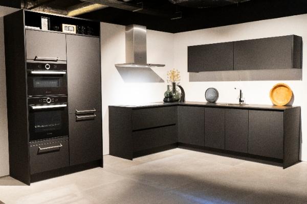 Design showroomkeuken