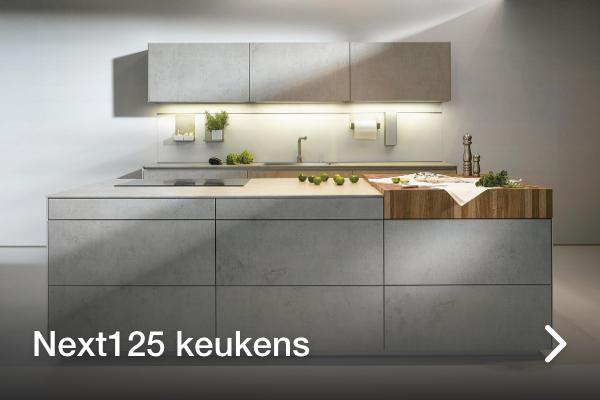 Next 125 keukens