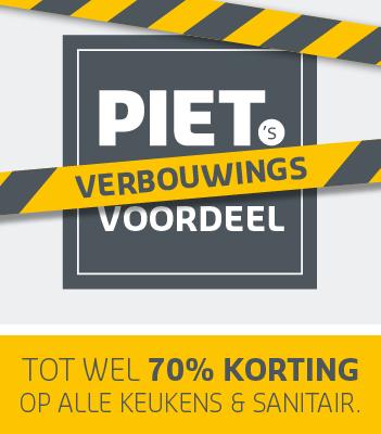 Piet Klerkx Showroomkeukens