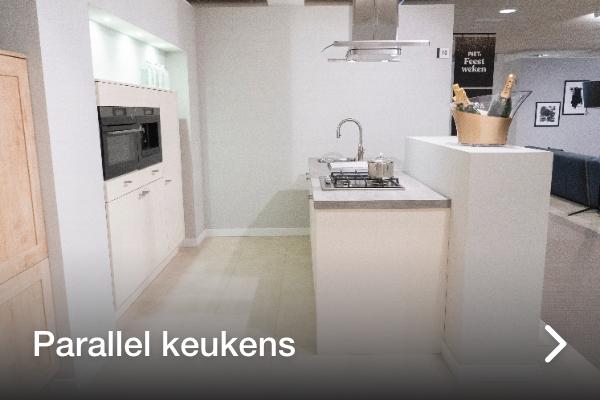 Parallel keukens