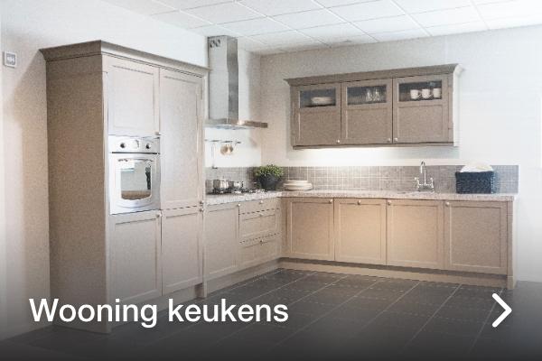 Wooning keukens