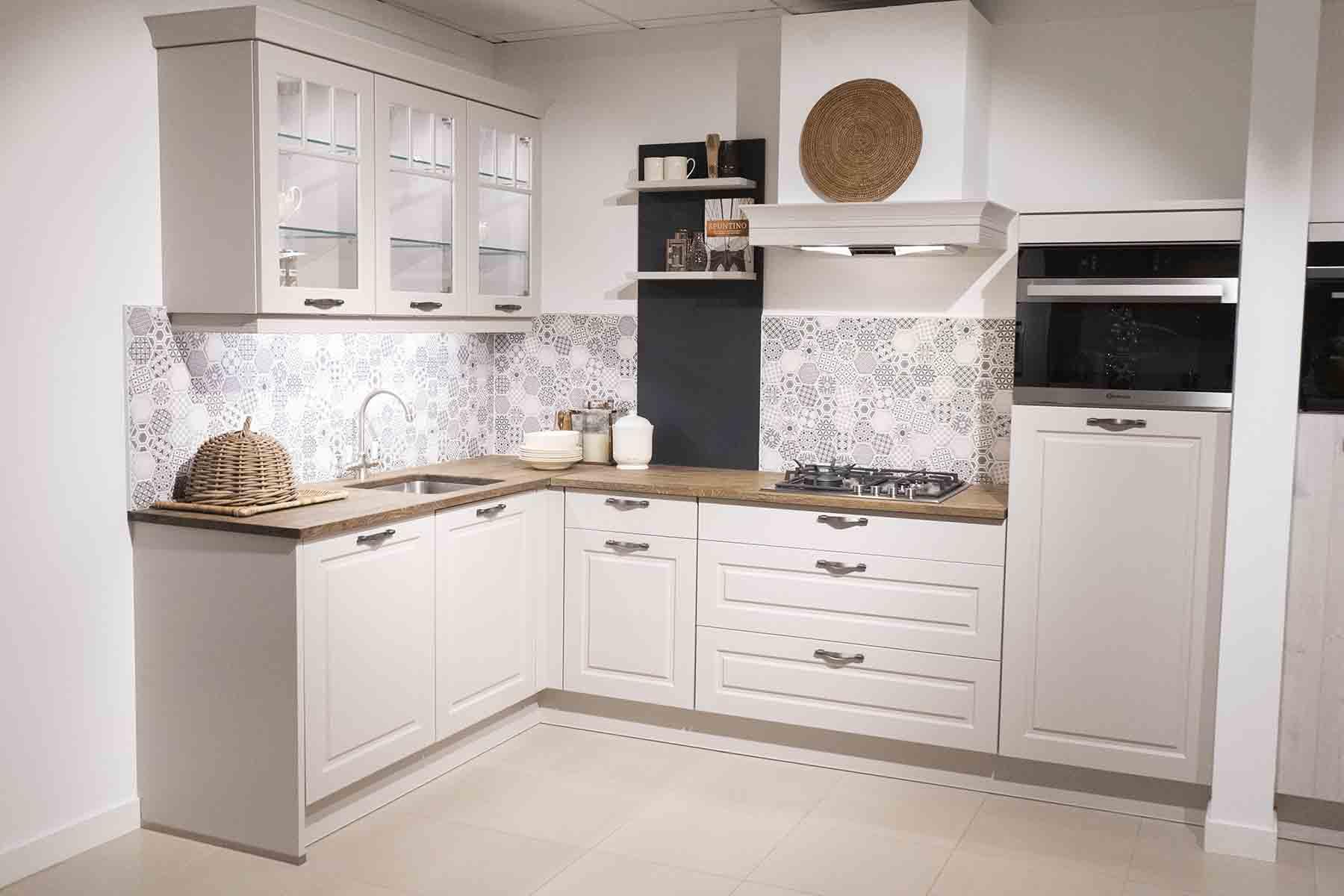 Klassieke keuken 1
